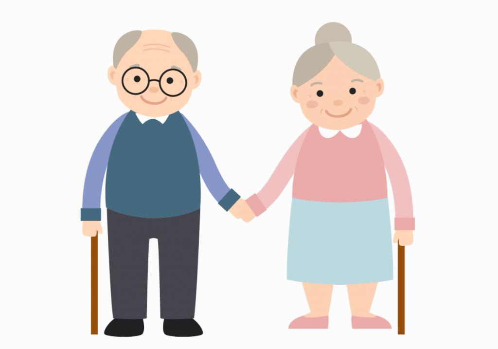 Допоможи бабусі і дідусю розраховуватися онлайн